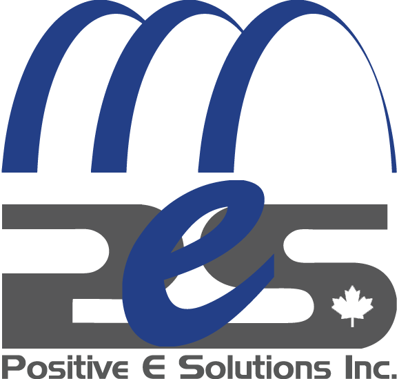 Positive E Solutions